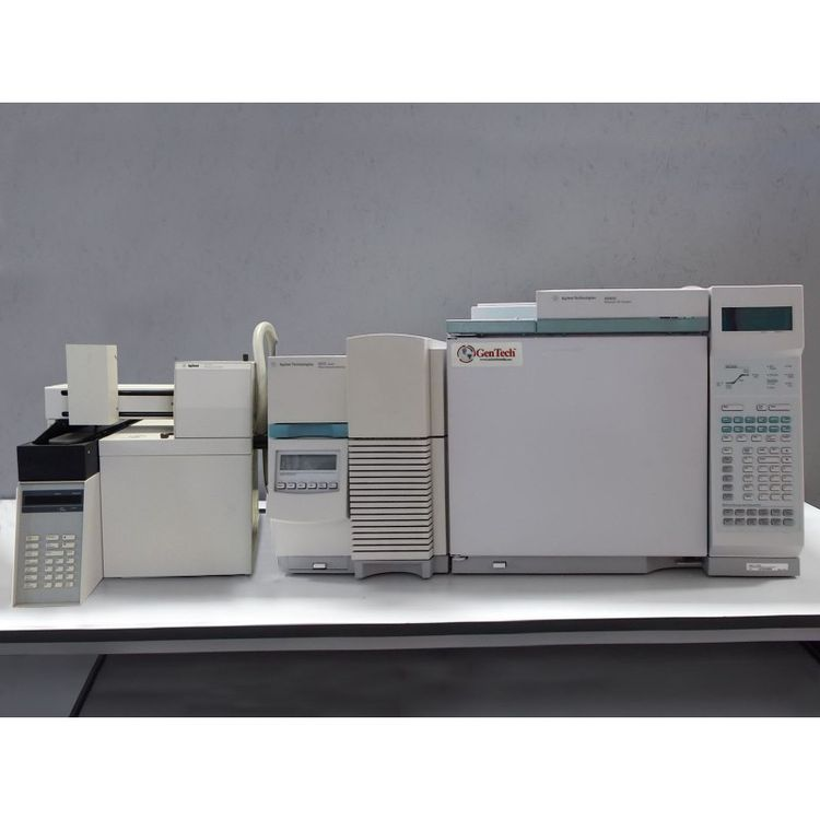 Agilent 5973N MSD with 6890 Plus GC with 7694 Headspace
