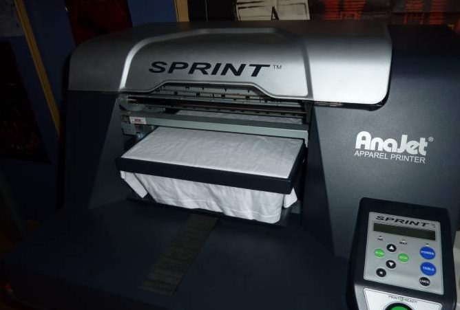 Sprint Anajet Sprint Anajet printing machine