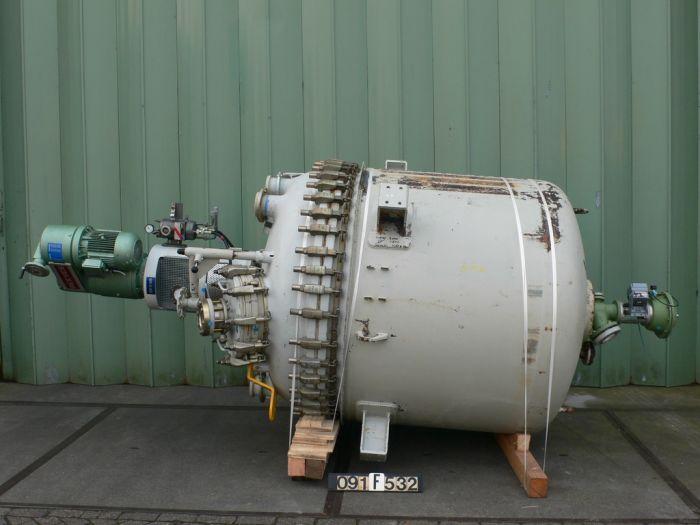De Dietrich 3468 Ltr AE-2500 - Reactor