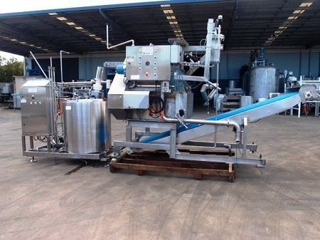 Forberg P200 Twin Paddle Blender