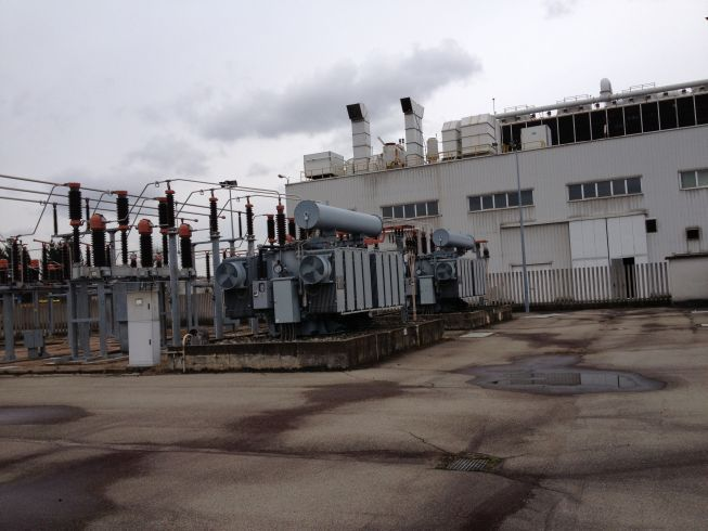 Others 25 MW Electrical Power Plant/ with Gaz turbine genrator 6125 kVA