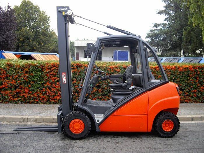 Fenwick H30D Diesel Forklift 3,000 kg