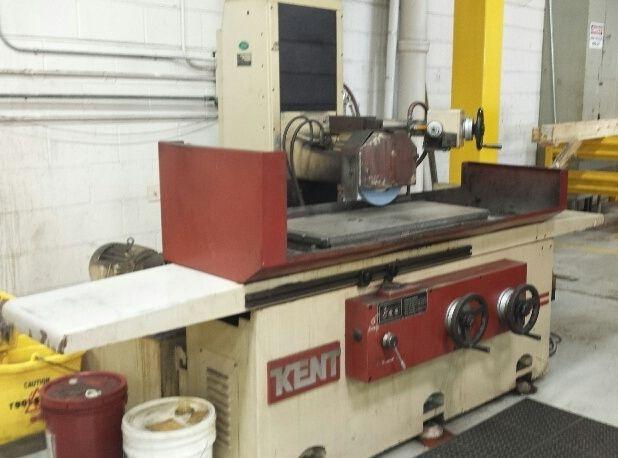Kent KGS-410AHD, Flat grinding Machine