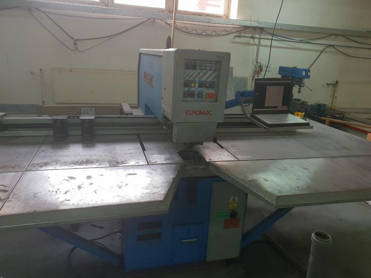 Euromac Punching press CX 1000/30