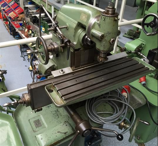 Aciera F3 Milling machines