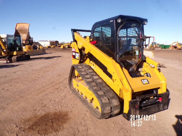 Caterpillar 299 D 2 Skid Steer Loaders