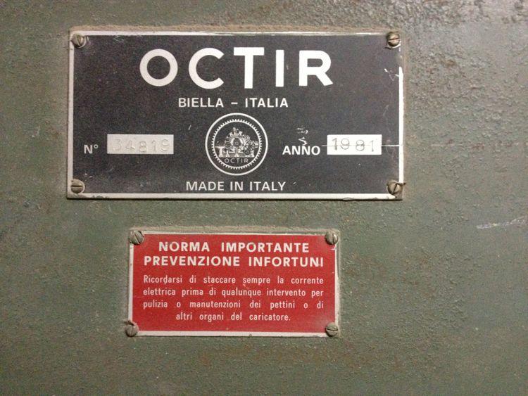 Octir OCTIR Carding machine for wool