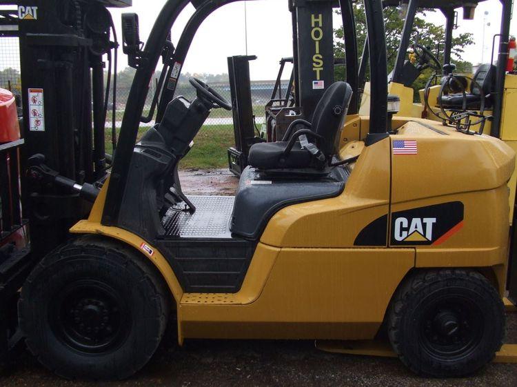 CAT Lift Trucks P9000