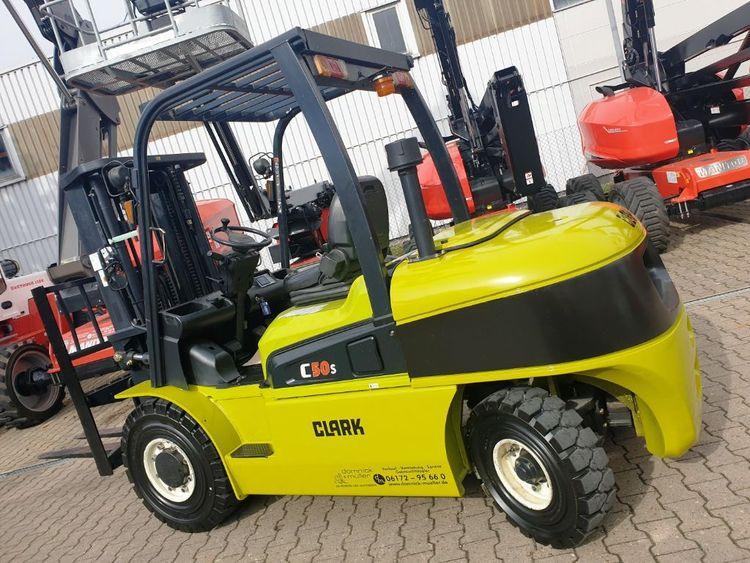 Clark C 50 SD 5000 kg