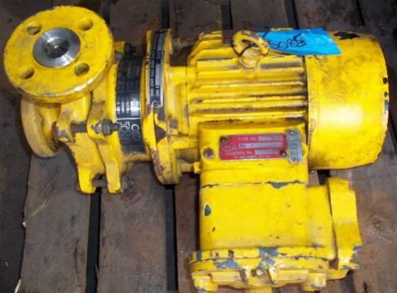 HMD CS1BCH Pump