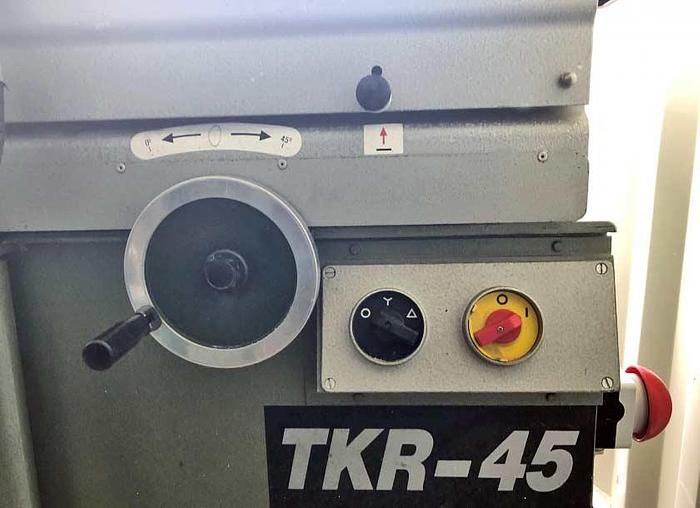 Altendorf TKR 45, Format panel saw