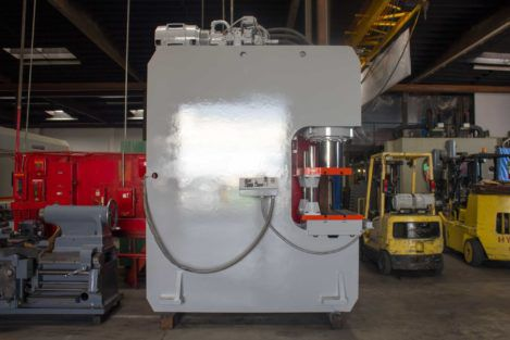 Pacific 150DPF II 150 Ton
