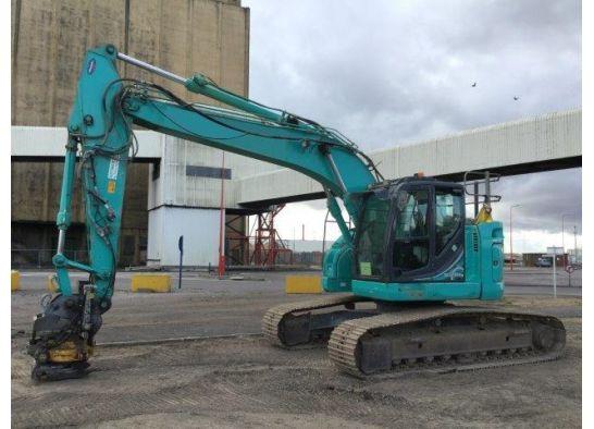 Kobelco SK270SRLC-5 Crawler excavators