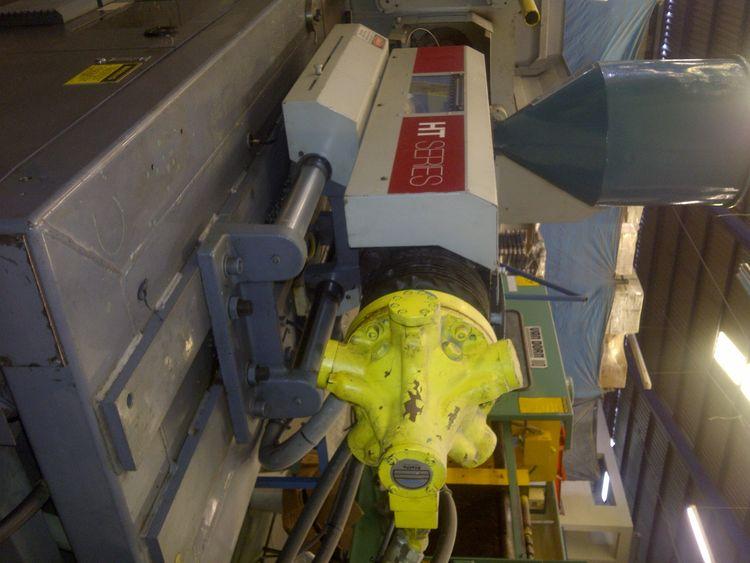 Van Dorn 85 HT, Injection Molding Machine, 85 Ton 85 Ton 5 Oz