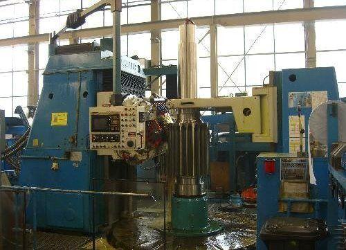 Pfauter 165 rpm Gear Machine