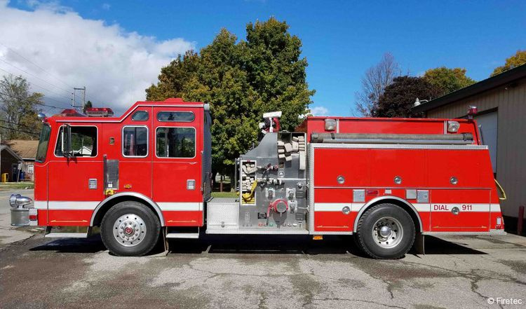 KME Renegade FIRE TRUCKS