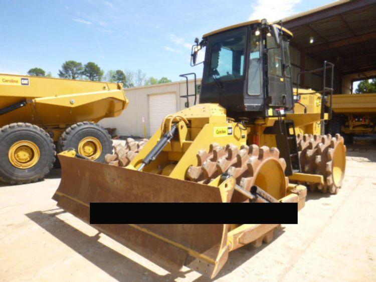 Caterpillar 815K Soil Compactor