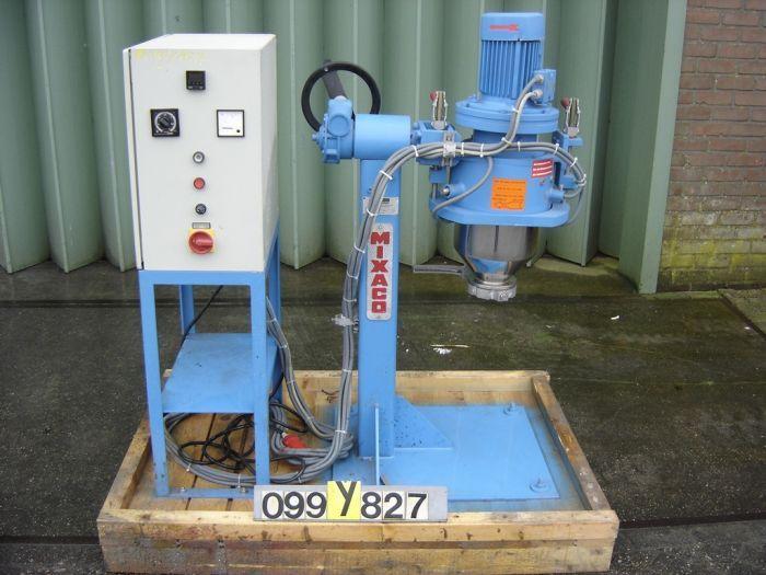 Mixaco LAB CM-12-DISP. - Cold mixer