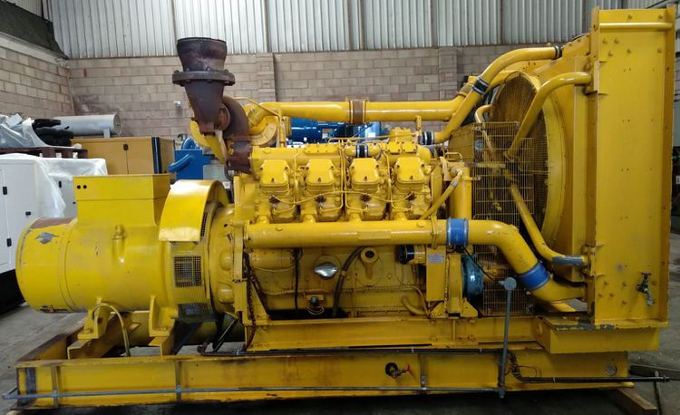 Dorman Dorman Stamford 420 kVA