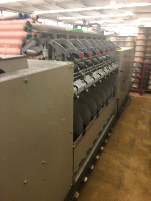 Volkmann VTS09/S COMPACT Two for one twisting
