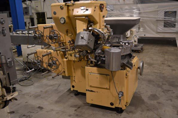Otto Hansel X8002  Wrapping Machine