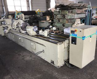 Heckert ZFWVG 250x5000 Thread milling machine