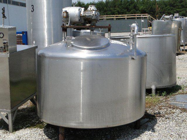 Cherry Burrell Stainless Steel Tank