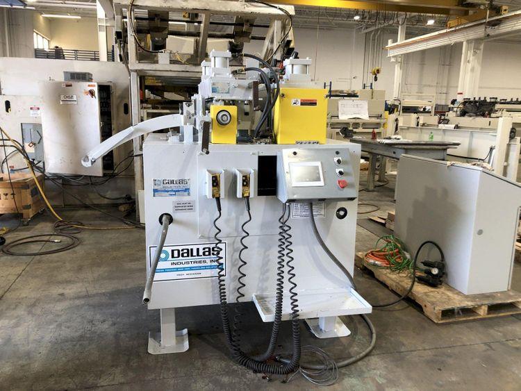 Dallas DRFS-424 Feeding & Straightening Machines