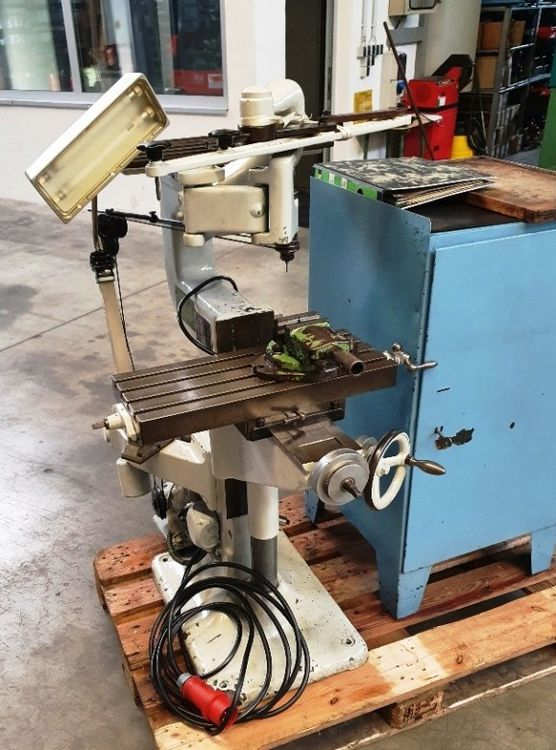 Deckel G1U Engraving Machine 15000 U/min