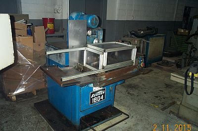 Sunnen 1804 Sunnen Power Stroker 2500 rpm SUNNEN POWER STROKER HONING MACHINE