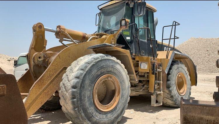 Caterpillar 972G Excavator