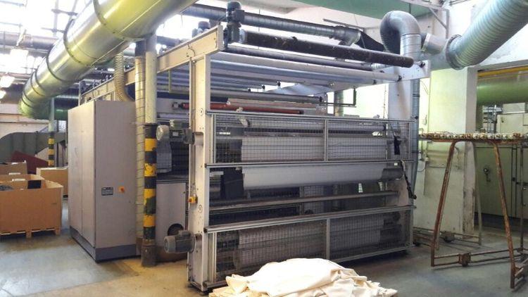 Gamatex Multisystem 6728 DE 220 Cm Raising machines