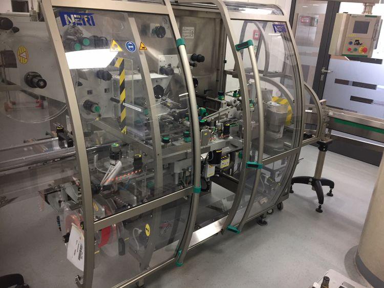 Neri BL400 VTE, labeller for tamper