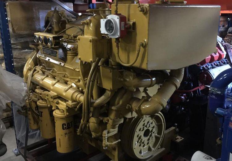 Caterpillar 3408 DITA Diesel Marine Engine