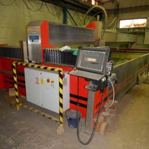 RYCHLY TOM - RT 6020 RED LINE cnc control