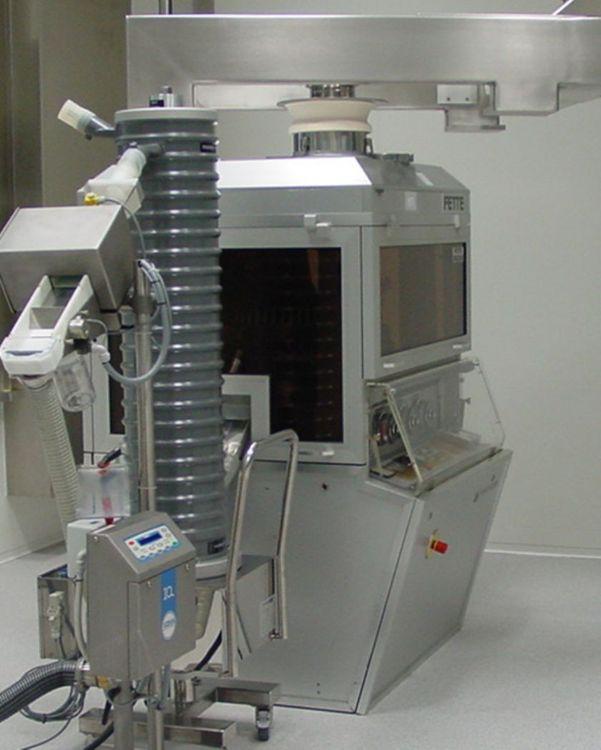Fette P2000  Tablet press
