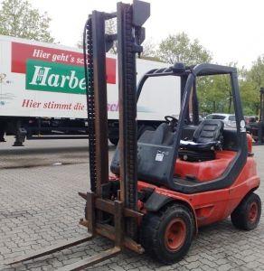 Linde H25D 2500 kg