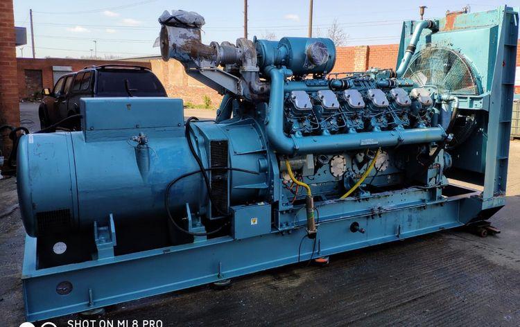 Dorman, Stamford 515 kVA