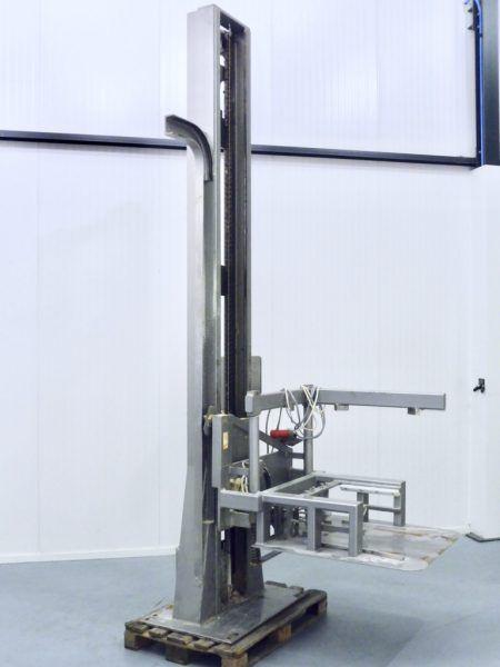 Kemper HK200 LD bowl lift