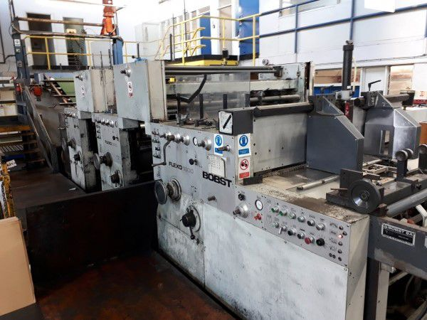 Bobst PRINTER 3 1600mm x 1100mm