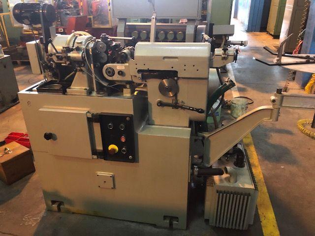 Escomatic D5 Wire machine