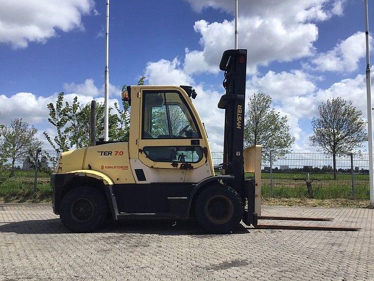 Hyster H7.0FT 7000 kg