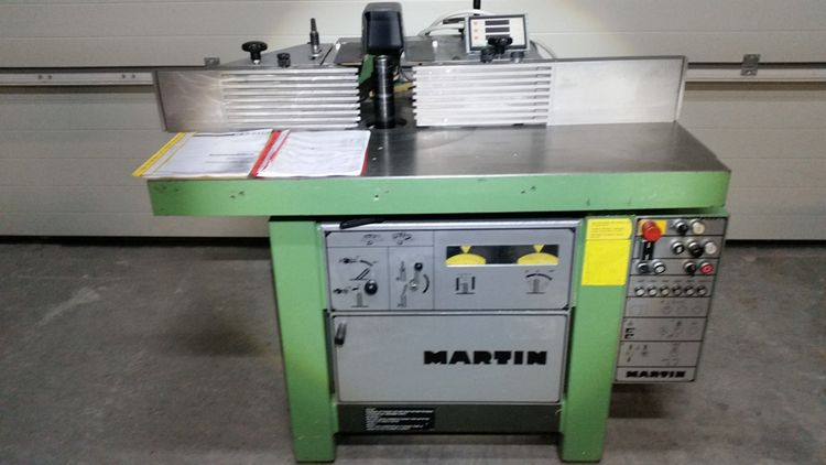 Martin T 25 Wood spindle milling machine