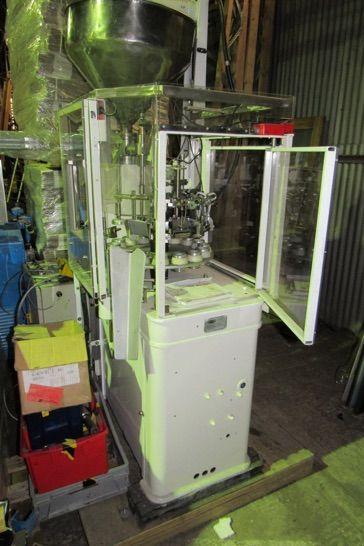 Kalix 10X14B  Tube Filling Machine