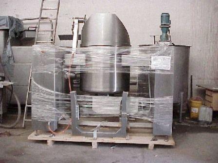 Glass VSM-F/600 Mixer machine Glass