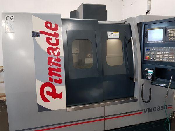 Pinnacle VMC 850 3 Axis