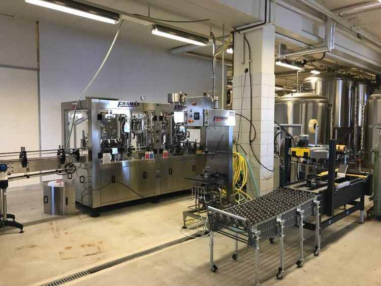 Other SP 3000 Automatic Beer Bottling Line