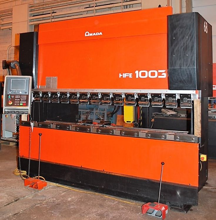 Amada HFE-1003S 110.0 Ton