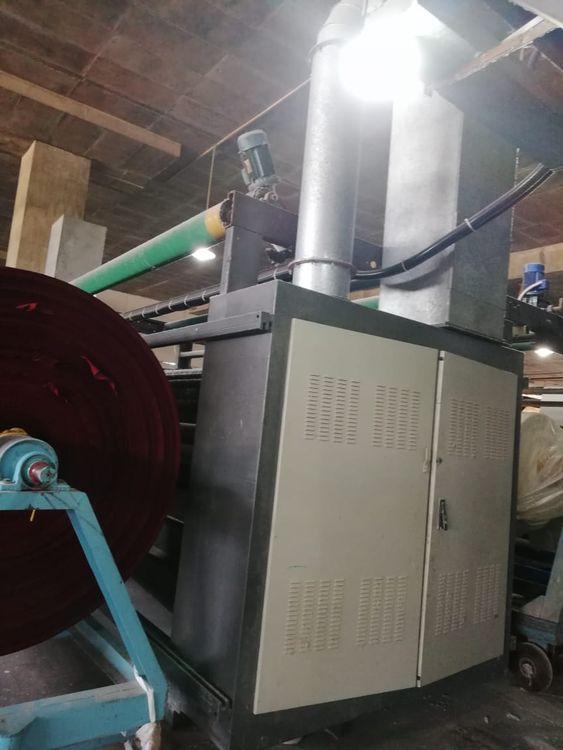 2 Lamperti GAM 30 320 Cm Raising Machine