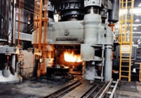 Schloemann 1000mm STR, 2500mm DLO 10,000 Ton